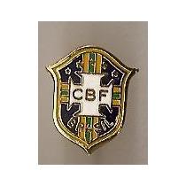 Pin Futebol Federação Brasil Cbf 5 Estrelas