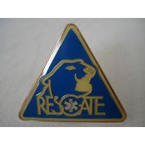 Pin- Boton- Broche- Bombeiros - Resgate Socorrista - Sp