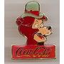 Coca-cola Pin Disney Ernest