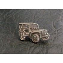 Pin-boton Jeep Usa