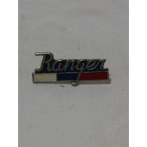 Pin Boton Broche Ranger / Motociclista Militar