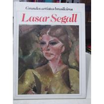 Livro - Grandes Artistas Brasileiros Lasar Segall