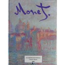 Toulouse Monet - Os Impressionistas - Quadro Pintura Arte