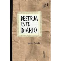 Destrua Este Diario Livro Keri Smith Artes