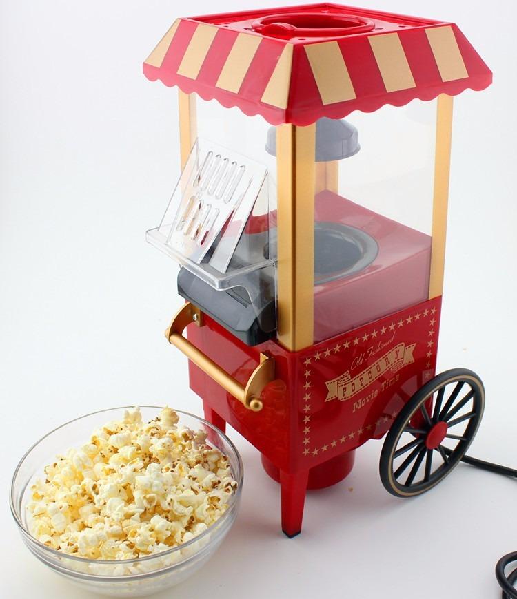 popcorn machine recipes