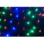 Rede Led Pisca Pisca Colorido Com 120 Lampadas Natal