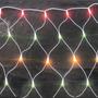 Rede 160 Leds 110v Colorido 8 Funções Natal