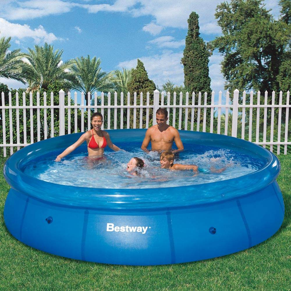 Piscina infl vel litros bestway intex 5500 for Piscina 3500 litros