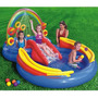 Piscina Playground Arco-íri Inflável Infantil 246 Lts Intex