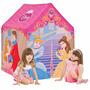 Barraca Toca Brincar Acampar - Castelo Das Princesas Disney