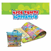 Mega Tapete Interativo Shiny Love - 19540