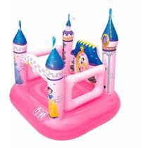 Castelo Inflável Princesas - Pula Pula - Brinquedo