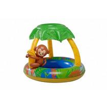 Baheira Infantil Macaco 65 Litros - Mor