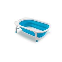 Banheira Portátil Dobrável Flexi Bath Azul Multikids Bb172