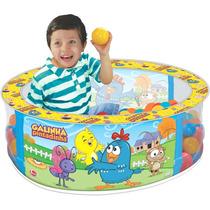Piscina De Bolinhas Galinha Pintadinha - Lider Brinquedos