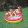 Piscina Inflável Infantil Baby Colorida Intex