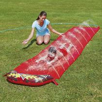 Tapete Escorregador Inflavel Crianca Brincadeira Com Agua
