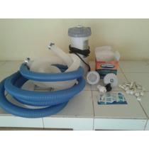 Bomba Para Piscina, Kit Reparador, Boia Para Limpeza E Peças