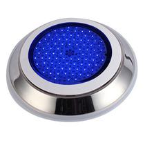 Luminária Led 9w Para Piscina C/ Controle Remoto E Fonte