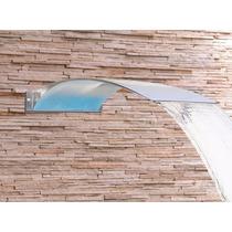 Cascata De Parede Angel Sodramar Em Aço Inox