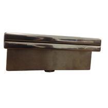 Cascata Para Piscina Inox De Embutir Com Lamina Curta 30cm