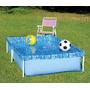 Piscina 1000 Litros Playground Piscinas Pequena Vinil #abjt