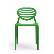 Cadeira Monobloco Para Área Interna E Externa ( Piscinas )