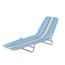 Cadeira Espreguiçadeira Poliéster+pvc - Estampada Bel Fix