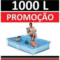 Piscina 1000 Litros Playground Piscinas Plastico #k86y
