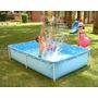 Piscina 1000 Litros Playground Capa Brinquedo Vinil #m5e9