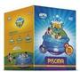 Piscina Mor Inflável Splash Fun 1.400l+filtro220v+capa+forro