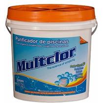 Cloro Multiclor 10 Kl Organico Oxigenado