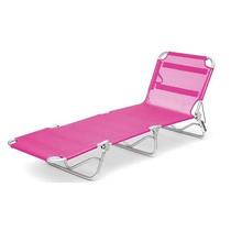 Cadeira Espreguiçadeira Textilene Dobravel - Bel Fix