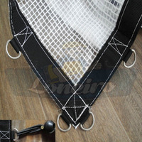Lona 3x2 Transparente Cobertura Toldo Capa Piscina 400micras
