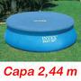 Capa Proteção Original Intex Piscina Inflável 244 Cm 2,44 M