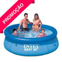 Piscina Inflável Easy Set 3853 Litros Intex - Pronta Entrega