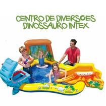 Centro De Diversões Dinossauro Intex