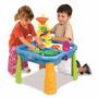 Mesa Com Balde Pá Brinquedos Educativos Praia Parque Criança