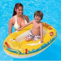 Bote - Crianças Childrens 54-inch Inflável Barco De Borracha