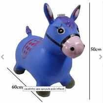 Vaca E Cavalo De Borracha Pula Pula Upa Upa