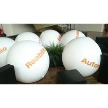 Bola Show Inflável Balão Blimp 2m Inflável Personalizado