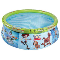 Piscina Disney Buzz Lightyear Toy Story 886l Infantil Intex