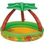 Piscina Infantil Inflável 250 Litros Ilha Divertida Mor