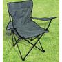 Cadeira Diretor Com Braço Dobrável Camping Sacola - Capri