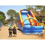 Tobogã Inflável Kp 1000 Festa Infantis , Rodeios Park .
