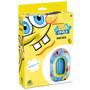 Novo Mini Bote Inflável Nickelodeon Bob Esponja 102x69 Cm