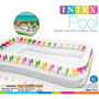 Piscina Inflavel Familiar Transparente 814 Litros Intex