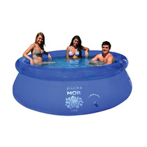 Piscina Inflavel Redonda Splash Fun 2400 Litros - Mor