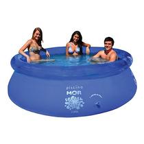 Piscina Redonda 2.400 Litros Inflavel Splash Fun Mor