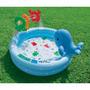 Divertida Piscina Baby Golfinho Inflável Brinquedos